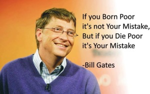 bill-gates-quotes-if-you-born-poor